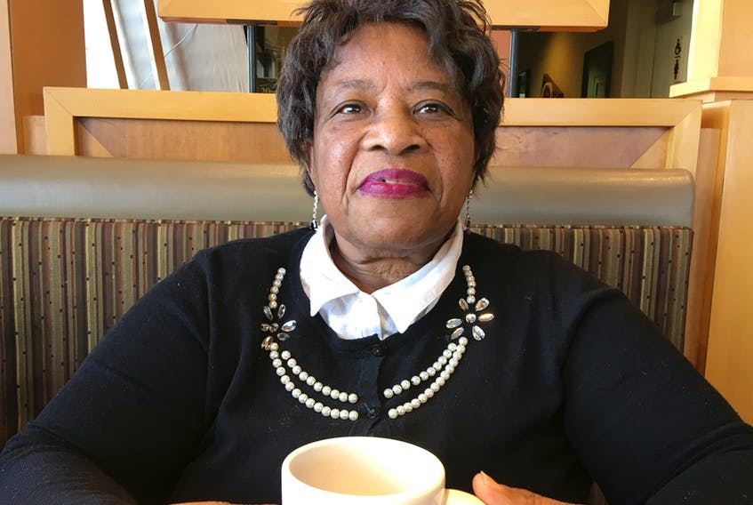 Berma Marshall loves to teach, to sing and to lend a hand wherever she thinks she can help.