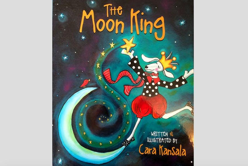 """Cara Kansala's """"The Moon King"""""""