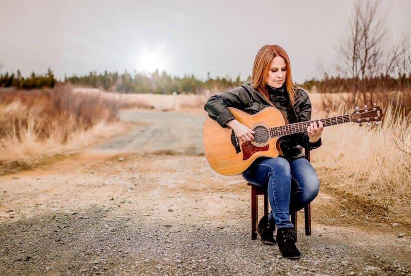 """Jackie Sullivan's new song """"Old Dirt Roads"""" is written from the perspective of her husband, Glen Kearney, and focuses on his upbringing in the town of Croque."""