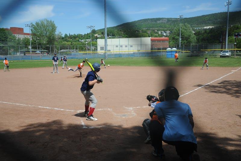 Kids playing baseball in Corner Brook. - SaltWire Network file photo