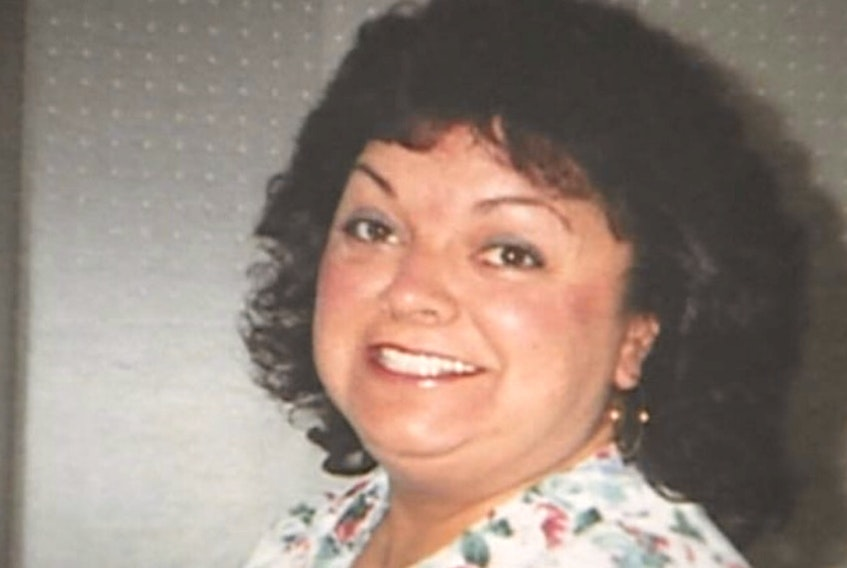 Ann Maria Lucas was murdered in her Stephenville home by her former partner in 2003.