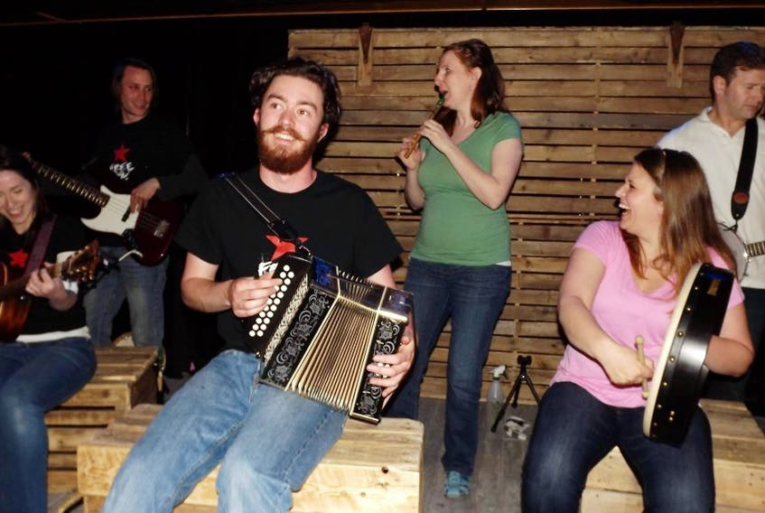 Gros Morne Theatre Festival performances in Cow Head, like this one, will soon have a brand new venue after government funding to build a new theatre was announced Friday.