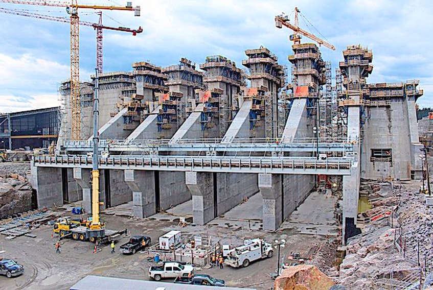 Glynes Penney of Port Hope Simpson is disappointed that communities like hers will not receive any benefit from energy being produced in Labrador through the Muskrat Falls project. File photo