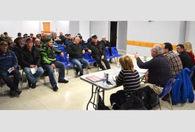 St. Anthony and area harvesters expressed the need for younger people to get involved with the fishery at a Dec. 6 meeting with the Department of Fisheries and Oceans. Some pointed out current criteria is making it nearly impossible for young people to have an economically viable route into the industry.