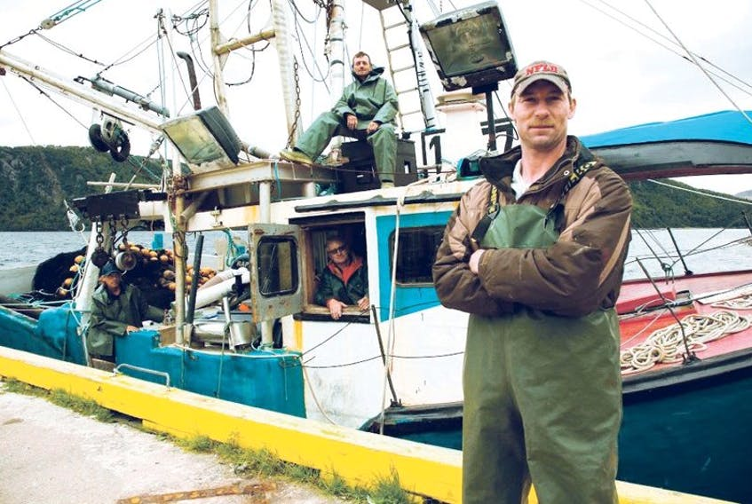 Fisherman Conway Caines felt he was denied the opportunity to voice his opinion on a survey because of his occupation.