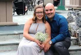 Stefanie and Christopher Howell of Baie Verte have opened up about their infertility through Stefanie's blog, Learning to Rest.
