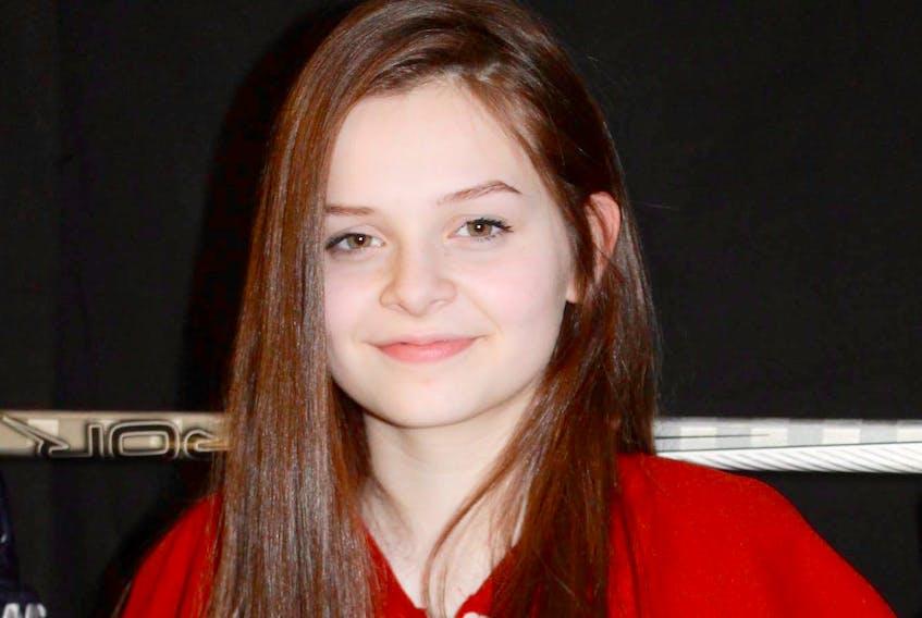 Jenna Lilly of Springdale