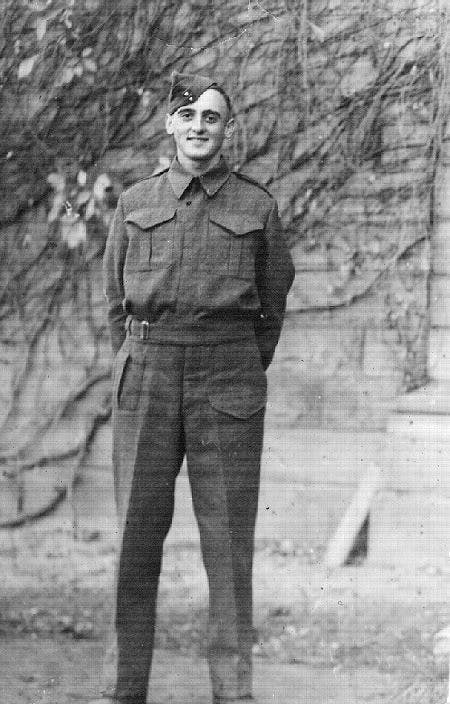 Like so many thousands of young men and women, my mother's brother, 18-year-old Cpl. Mervyn LaPierre, did not return from a battle he and so many others fought so we could have the freedoms we enjoy today.