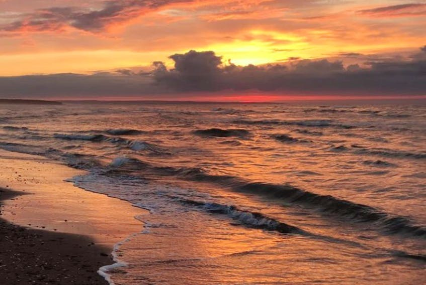 With just sky, sand and sea, it's impossible to know the season. Alicia Morrison was enjoying a late day autumn stroll on Brackley Beach, P.E.I. when she snapped this stunning sunset.