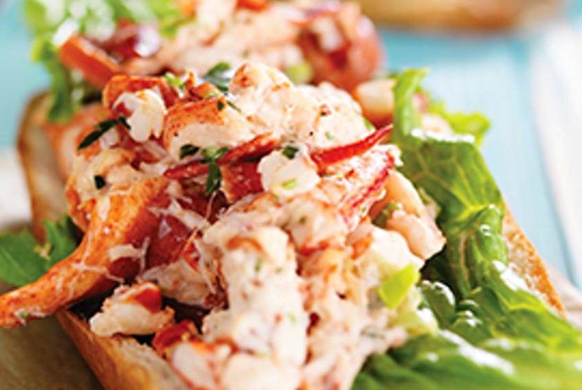 Inspired By The Tide Lobster Rolls