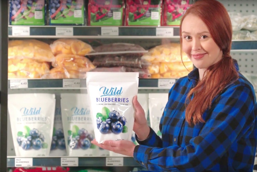 Oxford Frozen Foods has taken to national TV to promote frozen wild blueberries. It's the first time the processor has taken to the airwaves to promote the purchase and consumption of wild blueberries.
