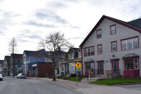 Main Street, Antigonish.