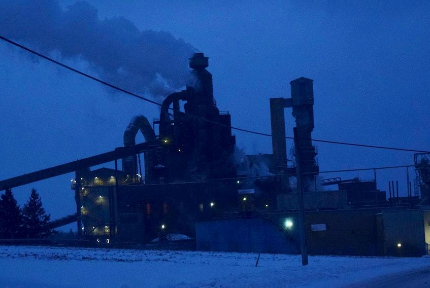 Northern Pulp on Jan. 14, 2020.
