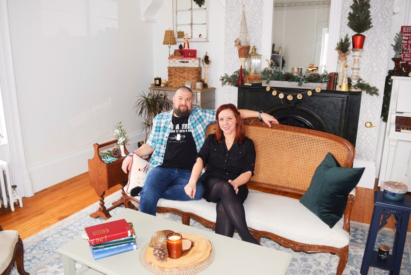Chris Sereda and Stephanie Mann own the Heritage Quay Bed and Breakfast in Pictou which was formerly known as the Puffin Inn.