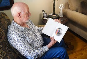 Gerard Veldhoven a gay rights activist and the first gay man legally married in Nova Scotia has written an autobiography.