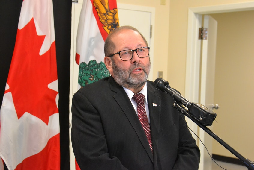 Liberal interim leader Sonny Gallant said members of his caucus felt it was important to come to the legislature to hold the governing party to account.