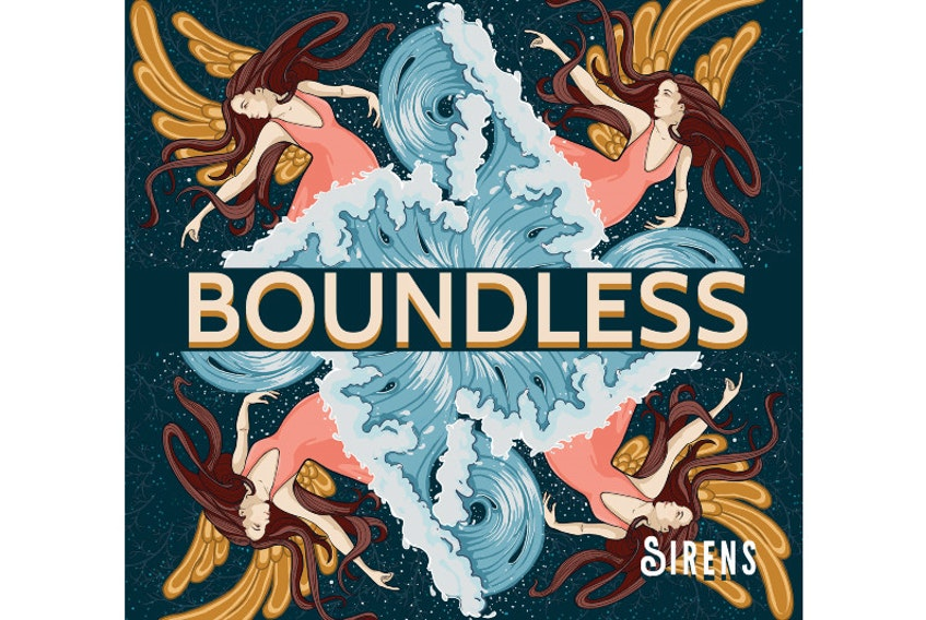 Boundless is the debut album for the award-winning, Charlottetown-based choral ensemble Sirens. The group was recently nominated for four Music P.E.I. Awards