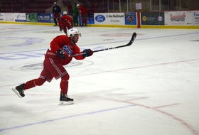 Forward Josh MacDonald is entering his fourth season with the Summerside Western Capitals of the Maritime Junior Hockey League.