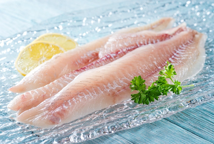 Haddock fillets are the main ingredients in Margaret Prouse's recipe this week for Greek-Style Fillets. Cod or halibut fillets also work well.