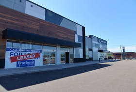 The new Kinlock Home Hardware is expected to open in Stratford next to Murphy's Pharmacy on Kinlock Road in November.