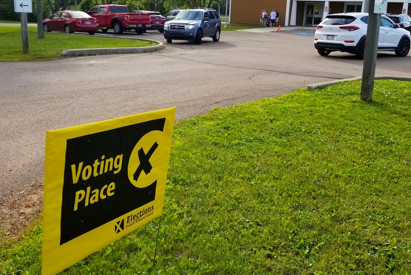 A byelection has been called for November 2 in District 10, Charlottetown-Winsloe