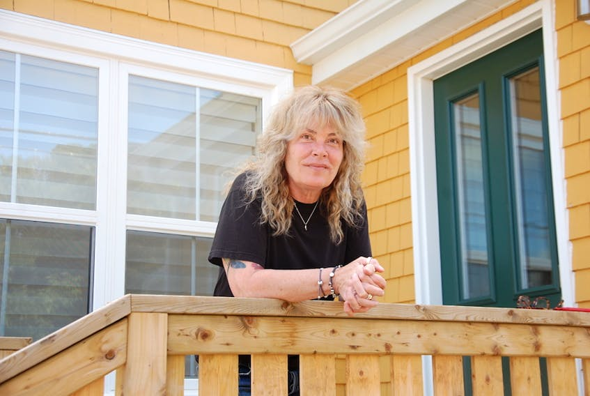 Kerry Aitcheson has been waiting anxiously in self-isolation in her new home in Charlottetown for a moving company to deliver all her possessions that were scheduled to arrive more than one week ago. If not for the generosity of neighbours, Aitcheson would be living in a completely empty home.