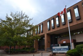 The Daniel J. Macdonald building in Charlottetown, headquarters of Veterans Affairs Canada.