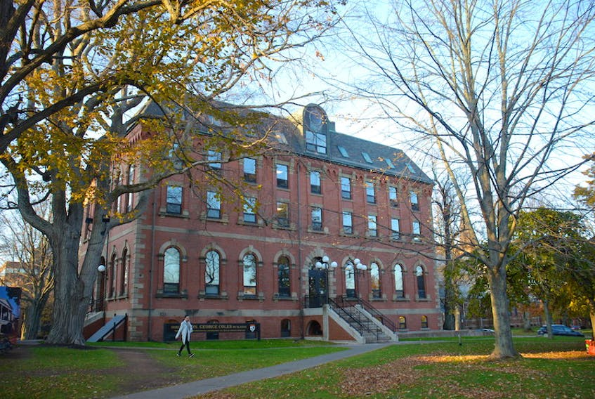 The fall sitting of P.E.I.'s legislature will begin Thursday in the Coles Building in downtown Charlottetown.