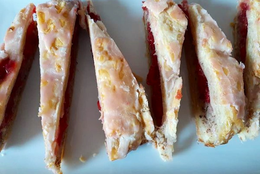 Margaret Prouse shares a recipe for Crisscross Cherry and Almond Braid in this week's column.