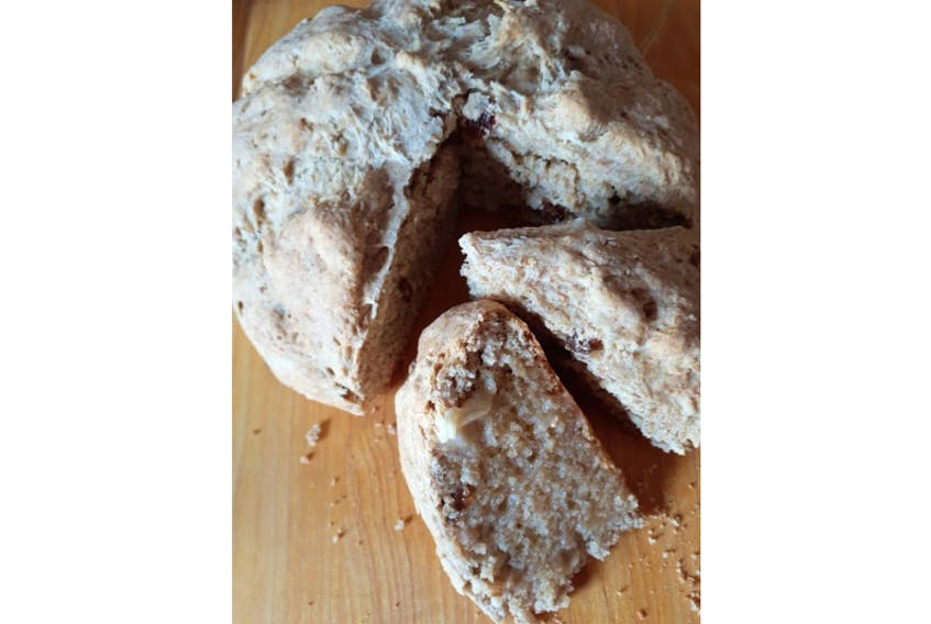Margaret Prouse shares a recipe for soda bread in this week's column
