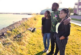 Now living and working on P.E.I, Reequal Smith, Joe Dames and Dawn Ward are concerned about their friends and family in the Bahamas after Hurricane Dorian. They are members of Bahamian Melody and will perform at the Roma Gala Heritage Feast on Sunday, Sept. 15. A fundraiser for Roma, it starts at 6 p.m. Sally Cole/The Guardian