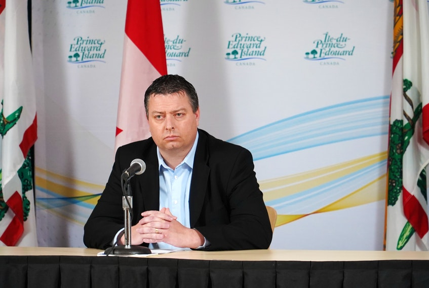 Tourism Minister Matthew MacKay - file
