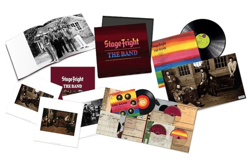 To mark the 50th anniversary of The Band's Stage Fright album, a special boxed set has been released that includes a never before released concert segment from London's Royal Albert Hall recorded in June of 1971.