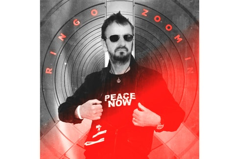 Ringer Starr builds on his post-Beatles legacy with a new five-song EP, Zoom In, which features a guest appearance by his pal, Paul McCartney.