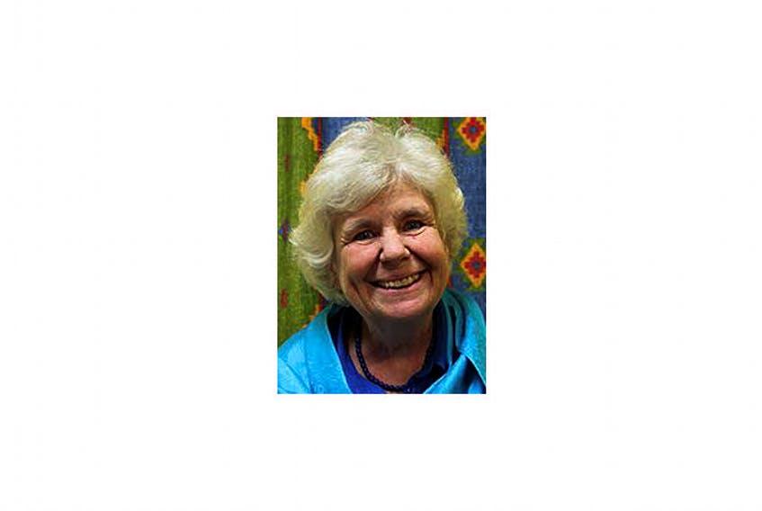 Mary Jo Leddy.