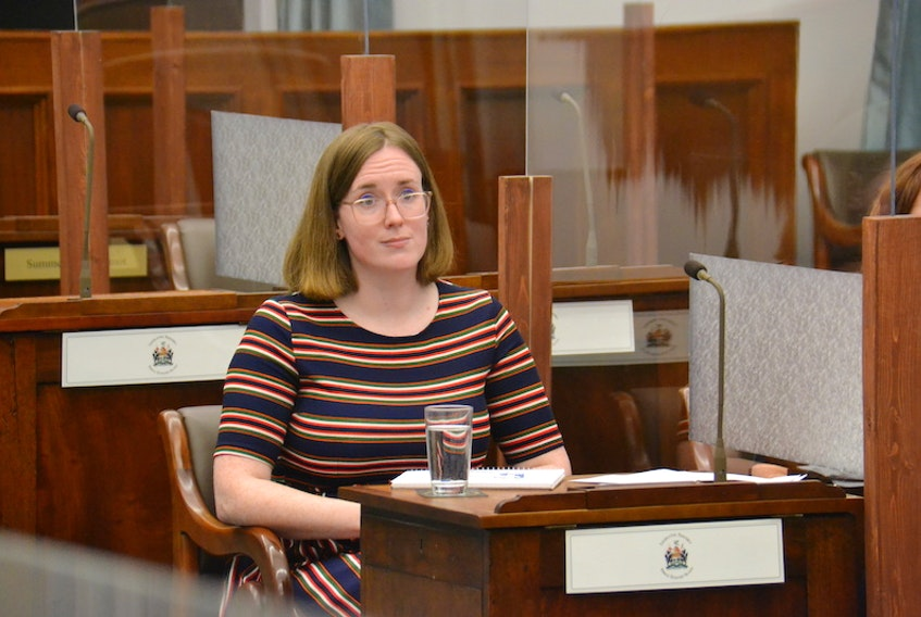 Clare Henderson, director of family law and court services, told a standing committee that P.E.I.'s maintenance enforcement orders has implemented all recommendations of a 2016 auditor general's report.