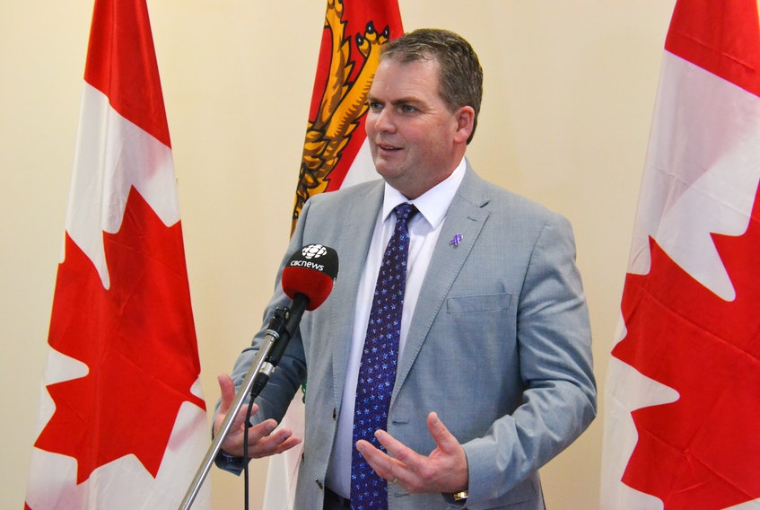 Agriculture and Land Minister Bloyce Thompson has promised to release a report detailing the findings of an IRAC investigation into the Brendel land sale.