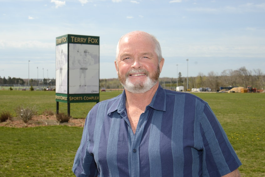 Kent Lannan was a town councillor in Cornwall who suggested naming the Terry Fox Sports Complex after the Canadian legend.