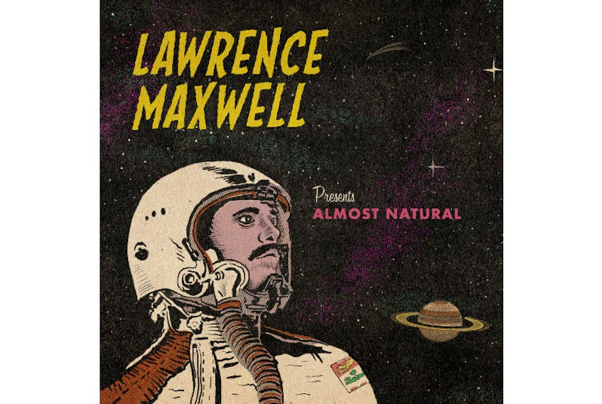 Singer-songwriter Lawrence Maxwell, winner of the 2019 Music P.E.I. Award for country recording of the year, has just released his sophomore album, Almost Natural.