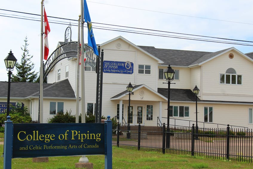 The College of Piping in Summerside has announced the suspension of its theatre arts program, citing the impact of the pandemic.
