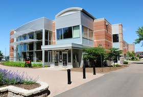The UPEI Health and Wellness Centre is in the W.A. Murphy Student Centre.