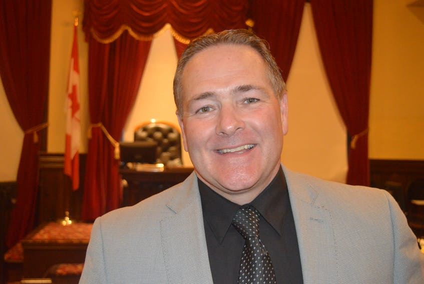 Coun. Bob Doiron renewed his accusations that the City of Charlottetown needs to open its books, accusing the city and its CAO Peter Kelly of spending close to $1 million without council approval. Dave Stewart/The Guardian