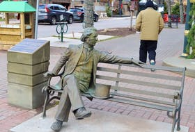 The City of Charlottetown says talks continue with Indigenous stakeholders on P.E.I. about potential changes to the controversial Sir John A. Macdonald bench statue located at the corner of Queen Street and Victoria Row.