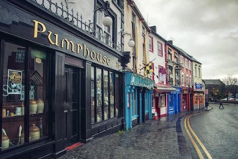 Kilkenny, Ireland.  123rf.com photo