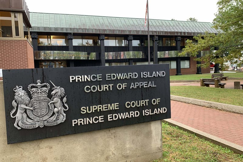 P.E.I. Supreme Court and P.E.I. Court of Appeal - Ryan Ross