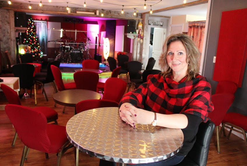 The Red Dirt Girl Music Room is Jeannie Cameron's dream. She recently made it her reality as well.