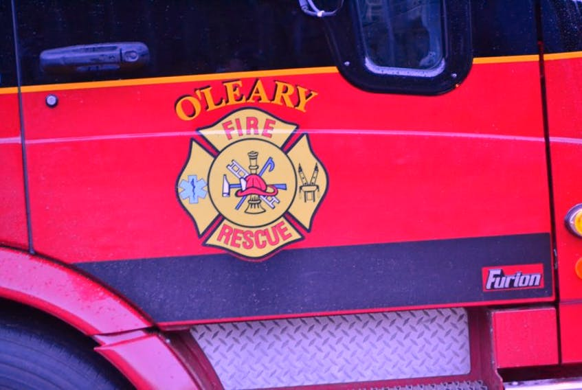 """[""""Phillips takes over as chief of O'Leary Fire Department.""""]"""