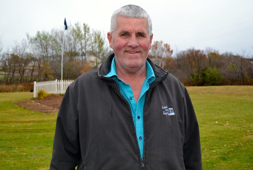 David Gordon running for mayor of Alberton.