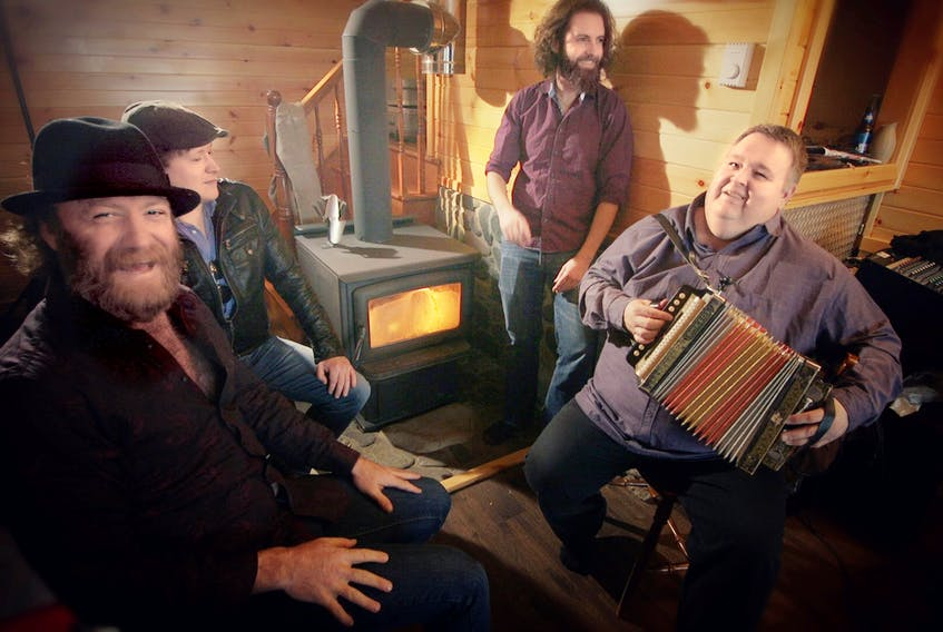 Newfoundland's Shanneyganock will be at Harbourfront Theatre on June 1.