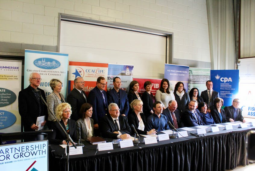 The P.E.I. Partnership for Growth formed in advance of the provincial election. Wednesday they issued a call to action for all the parties to get specific on how to grow the Island's economy.